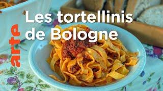 Documentaire Les plats typiques de Bologne