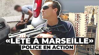 Documentaire L'été à Marseille : la police sur tous les Fronts