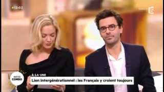 Documentaire Lien intergénérationnel: les Français y croient toujours