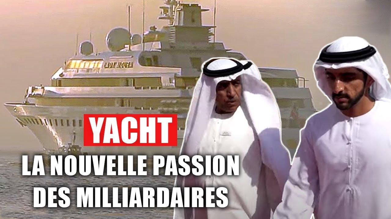 Mega yachts : la nouvelle passion des milliardaires
