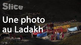 Rencontre entre un photographe et les nomades du Changtang