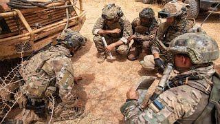 Takuba : au Mali avec les forces spéciales européennes