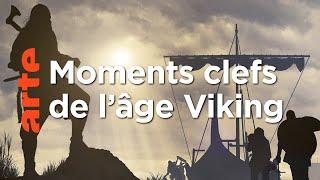 Vikings, à l'assaut de l'Empire franc | Points de repères