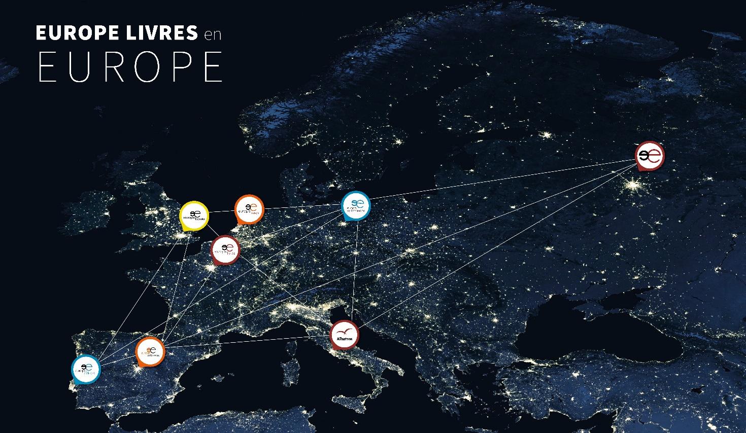Europe Livres : tout savoir sur cette prestigieuse maison d'édition