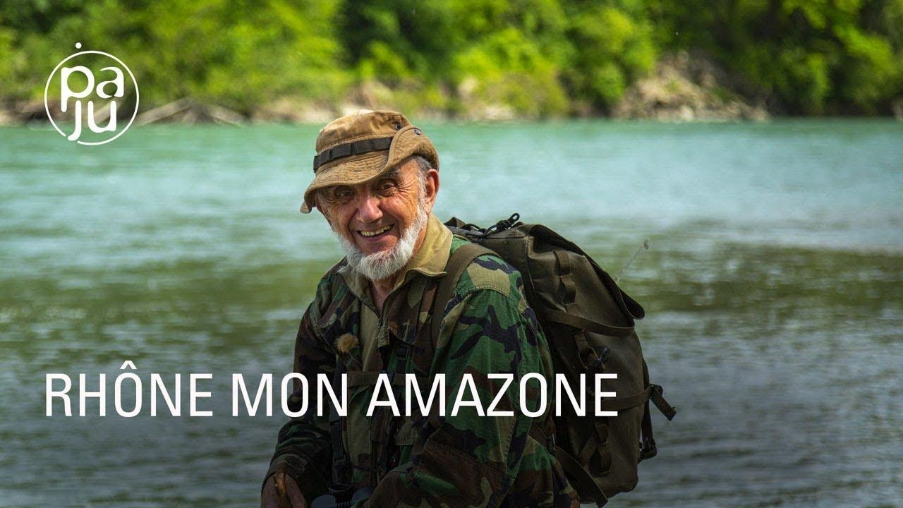 Documentaire A la découverte d'un Rhône sauvage et surprenant