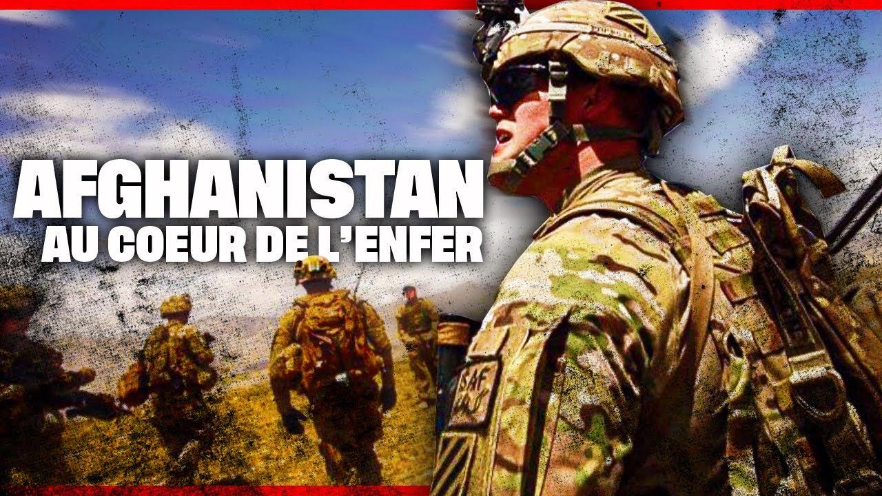 Afghanistan : au cœur de l'enfer