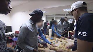 Ils viennent en aide aux SDF et aux migrants