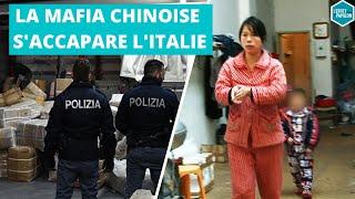 La mafia chinoise s'accapare l'Italie