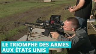 Documentaire Le triomphe des armes aux Etats-Unis