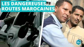 Les dangereuses routes marocaines