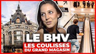 Documentaire Le BHV, grand magasin et démesure