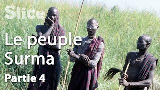 Documentaire Le duel Donga commence dans le Désert Omo Ethiopien