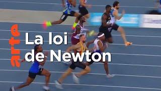 Le sprint et la loi de la dynamique | Culture physique
