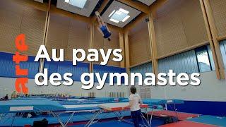 Le trampoline et le moment cinétique | Culture physique