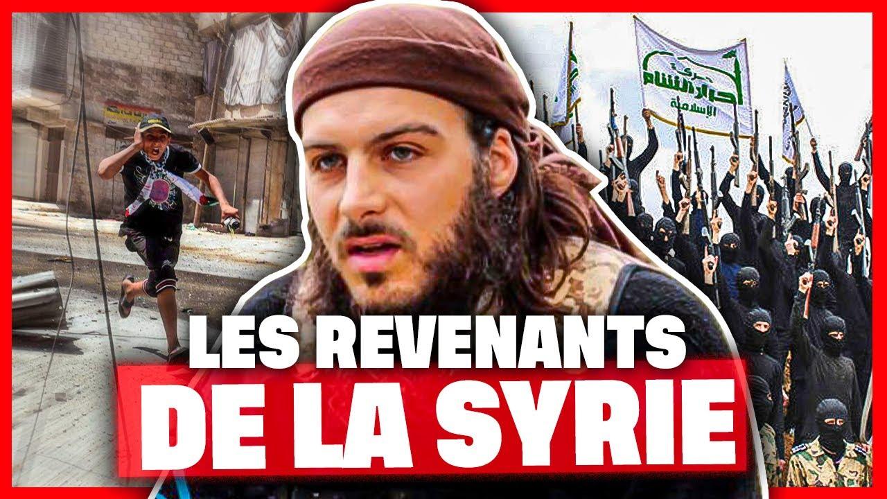 Les revenants de la Syrie : prêts à tout pour rentrer en France