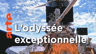 L'histoire du télescope Hubble