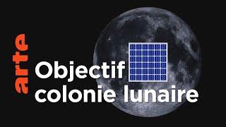 Mission : vivre sur la Lune