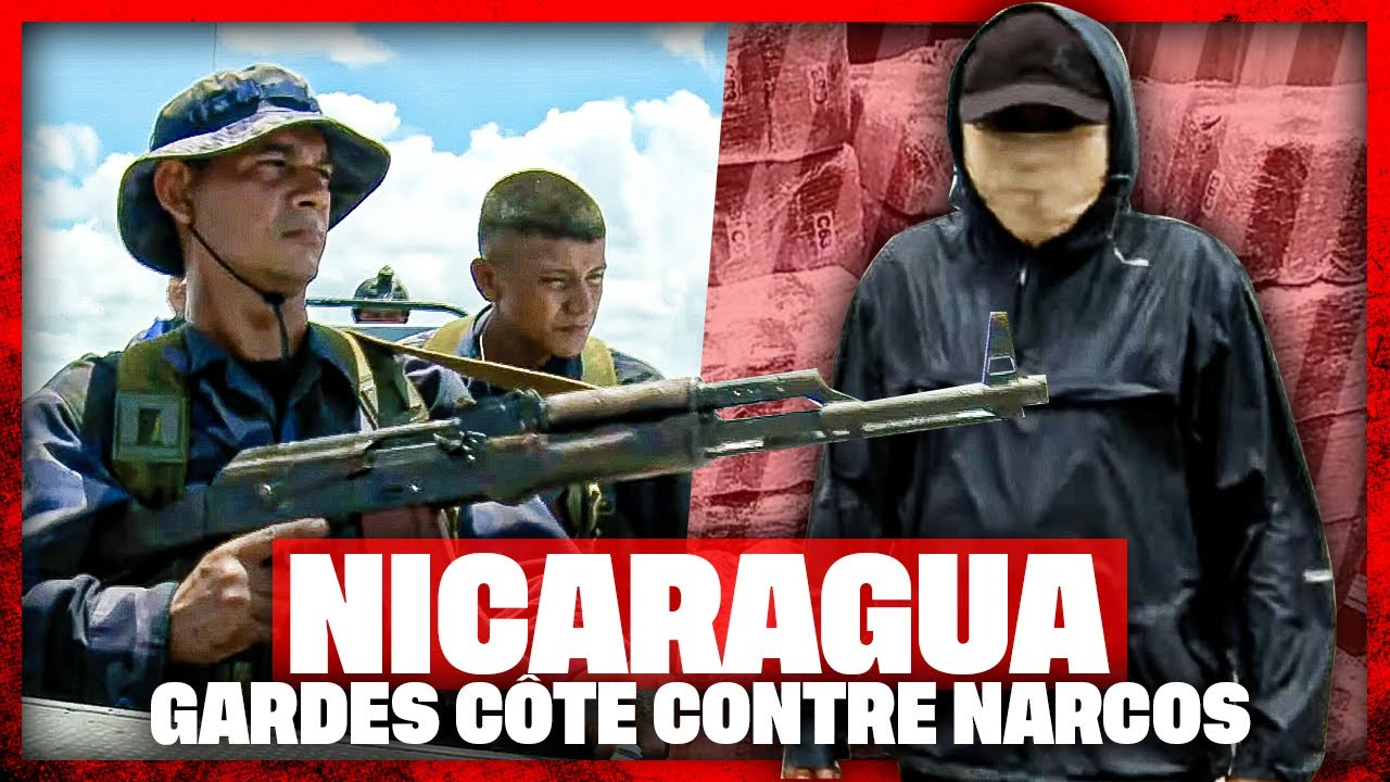 Documentaire Nicaragua : narcos contre gardes côtes