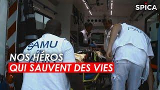 Documentaire Nos héros qui sauvent des vies à tout prix