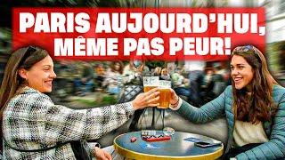 Documentaire Paris aujourd'hui, même pas peur