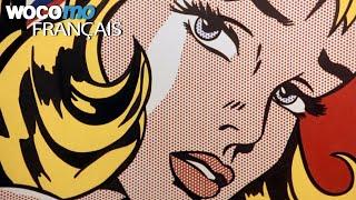 Documentaire Peintures de type «bande dessinée» – Le style de Roy Lichtenstein | 1000 chefs-d'œuvre (6/16)