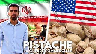Documentaire Pistache, la guerre de l'or vert