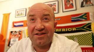 Portrait de supporter - Foot, Pays-Bas
