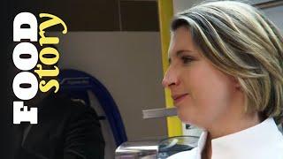 Documentaire Stéphanie Lequellec, star de la gastronomie française