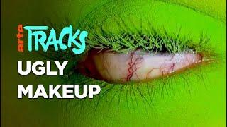 Trash maquillage avec le ugly makeup