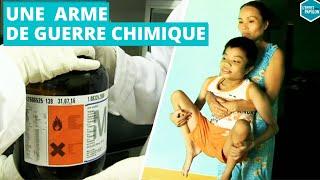 Une arme de guerre chimique
