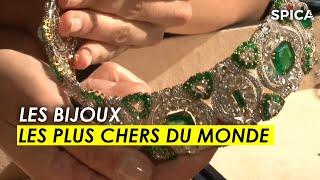 Ultra-luxe : Les bijoux les plus chers du monde