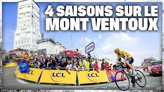 4 Saisons sur le Mont Ventoux