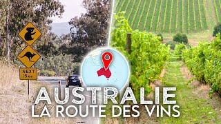 Documentaire Australie, la route des vins