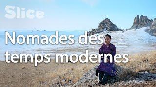 Bergers mongols : entre tradition et modernité