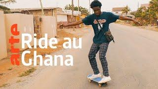 Documentaire Chance : de skateur à entrepreneur   Africa Riding