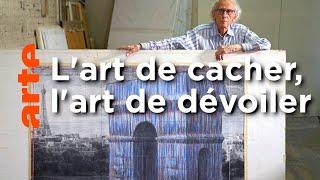 Christo & Jeanne Claude | Portrait d'un couple d'artistes devenu star