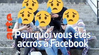 Comment Facebook vous rend addict ?