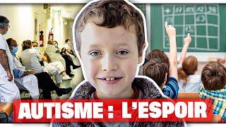 Enfants autistes : l'espoir