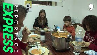 Documentaire Familles d'accueil pendant les vacances