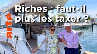 Fiscalité : les grandes fortunes appelées à aider la société