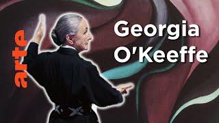 Georgia O'Keeffe |  Une artiste au Far West