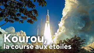 Kourou, la course aux étoiles