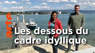 Le lac de Constance | L'envers du décors d'un site idyllique