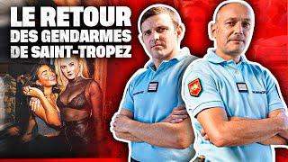 Le retour des gendarmes de Saint Tropez