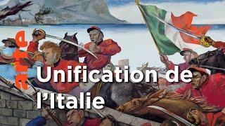 L'unité italienne | Italie, l'histoire vue du ciel