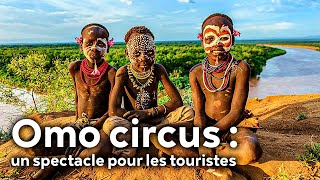 Documentaire Omo circus : un spectacle pour les touristes