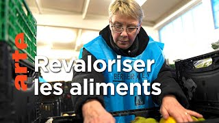 Documentaire Sauvons les aliments