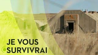 Survivalistes : des bunkers pour millionnaires