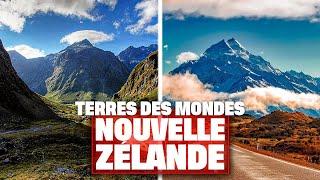 Documentaire Terres des Mondes : Nouvelle-Zélande