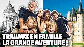 Travaux en famille : la grande aventure !